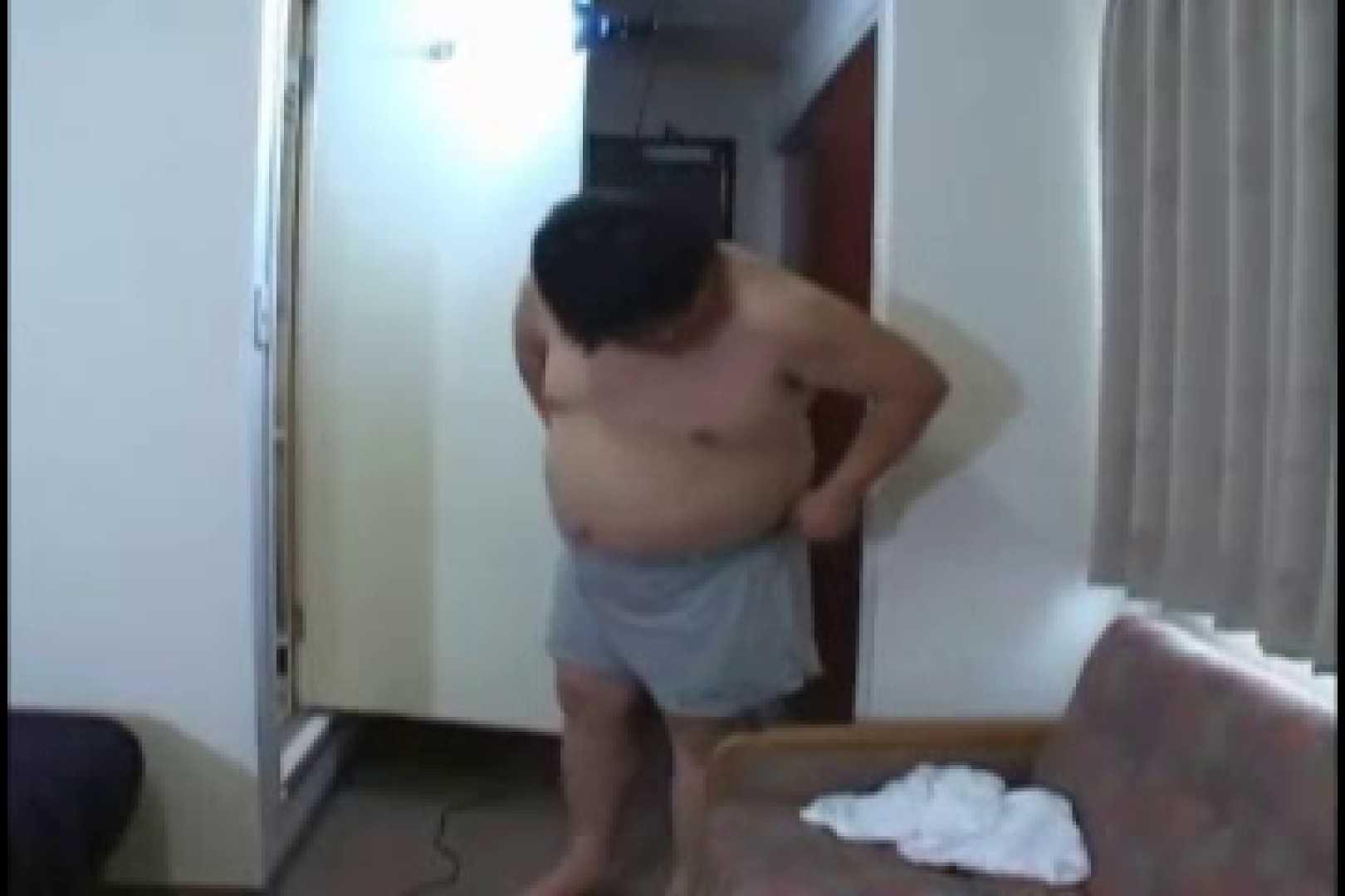 おちんちん|オデブなメガネ君のオナ&アナル攻め!|入浴・シャワー