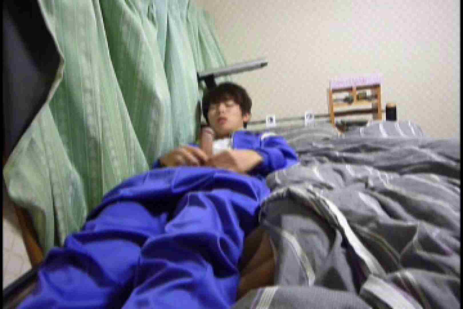 おちんちん|オナ好きノンケテニス部員の自画撮り投稿vol.06|射精