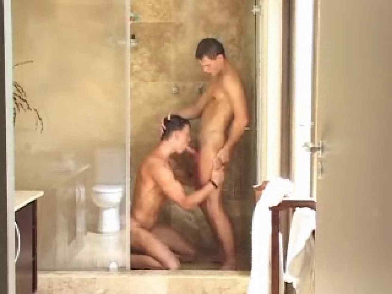 おちんちん|イケメン洋人のセックスでも見てつかぁさい!その1|入浴・シャワー