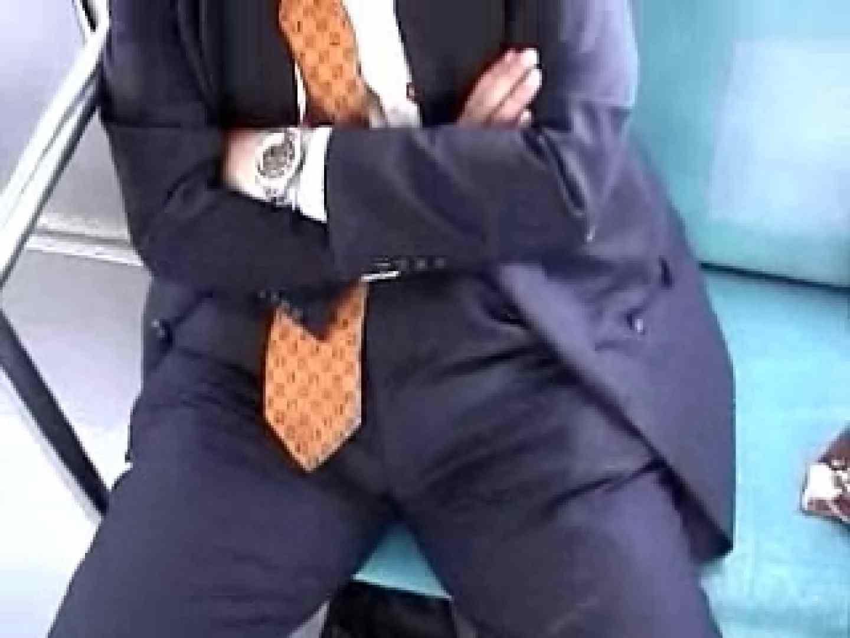 電車に揺られるサラリーマンさんに注目! 座位 おちんちん画像 14画像 8