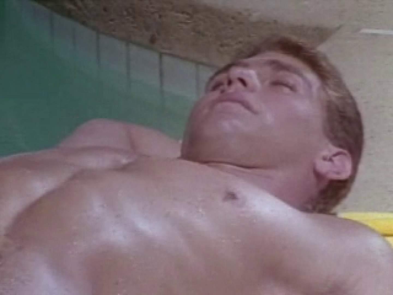おちんちん|筋肉マン達の登場です!|水着