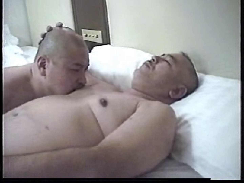熊オヤジ体験記VOL.2 ゲイのオナニー ゲイ射精画像 8画像 2