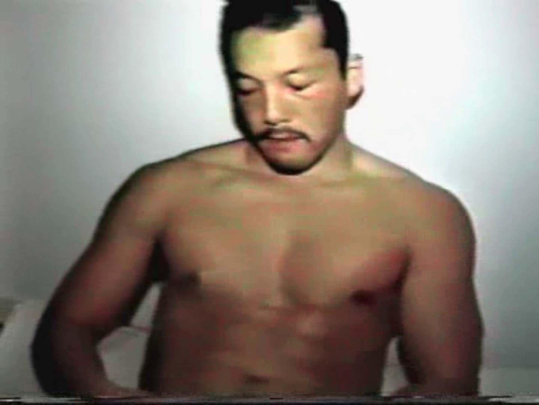 コワモテ風中年男がオナニーを公開!! 中年メンズ   私服もいいね!  14画像 9