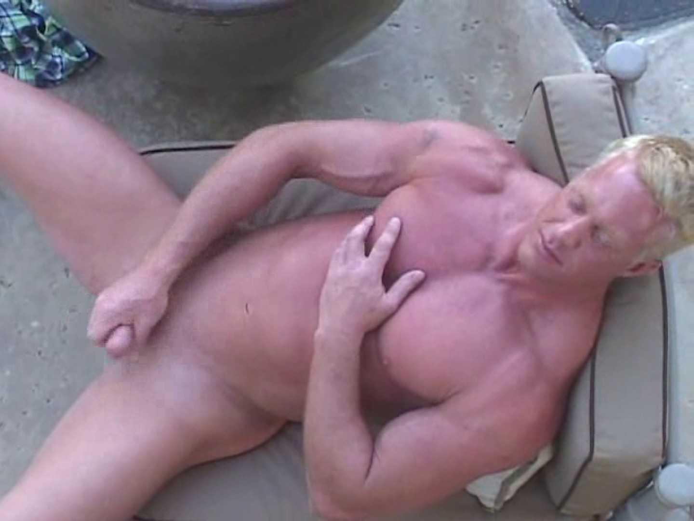白人さんメガマッスルオナニーVOL2 ガチムチマッチョ系メンズ ゲイエロ画像 14画像 4