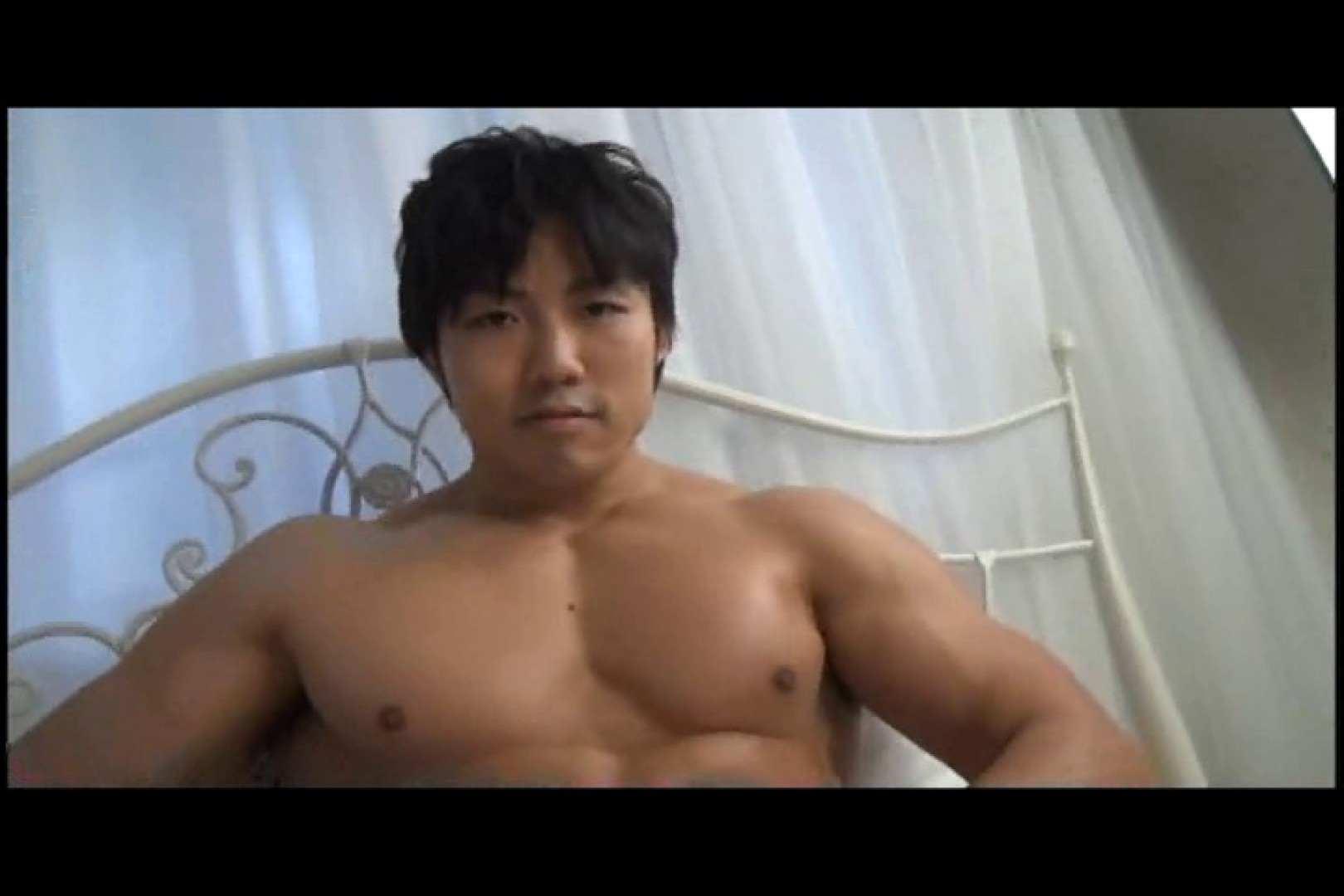 エロガチムチ兄さんのセクシームービー前編 スポーツ系メンズ ゲイ無修正画像 12画像 2