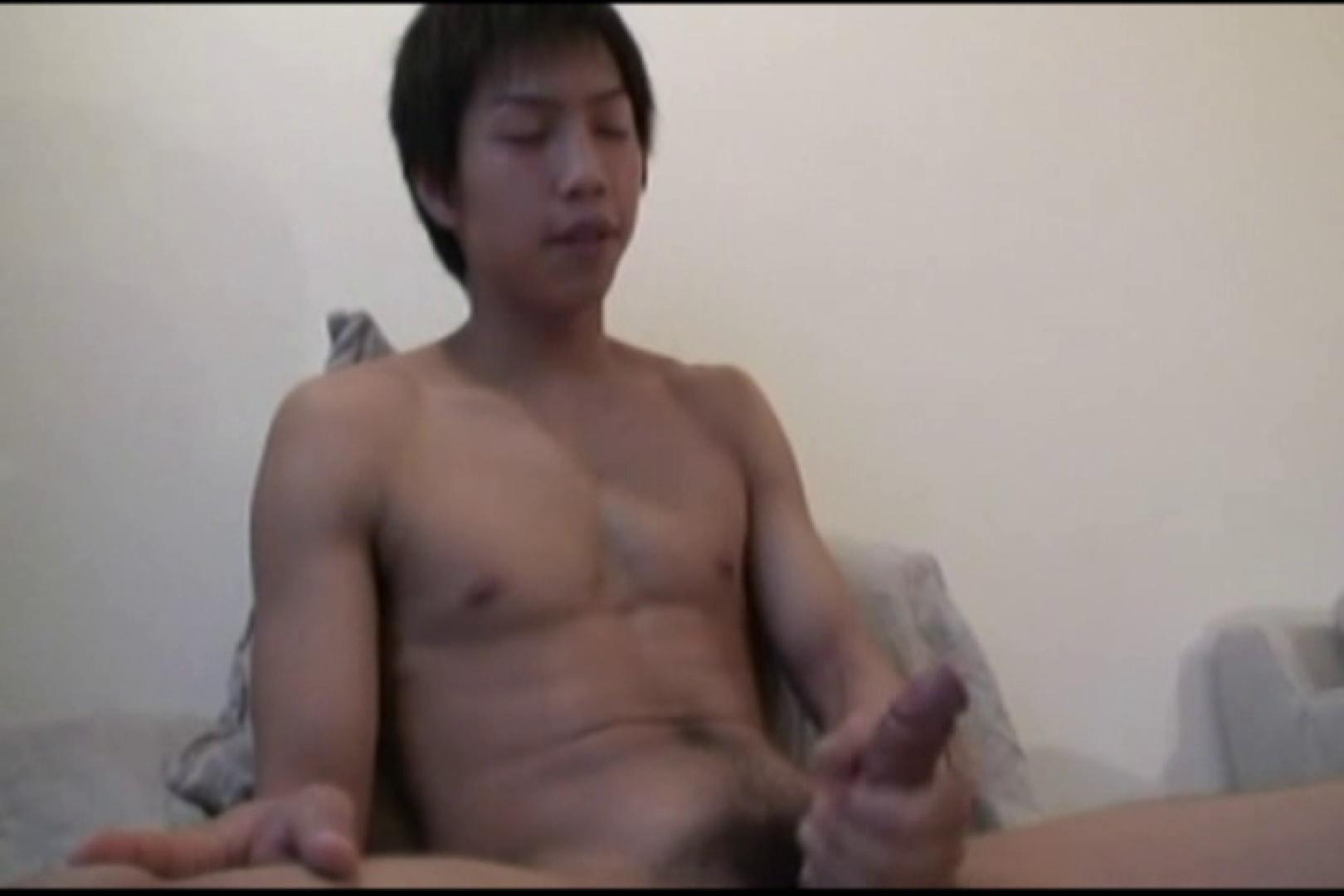 爽やかイケメン君の筋トレ後の自慰行為 スジ筋系メンズ 尻マンコ画像 14画像 11