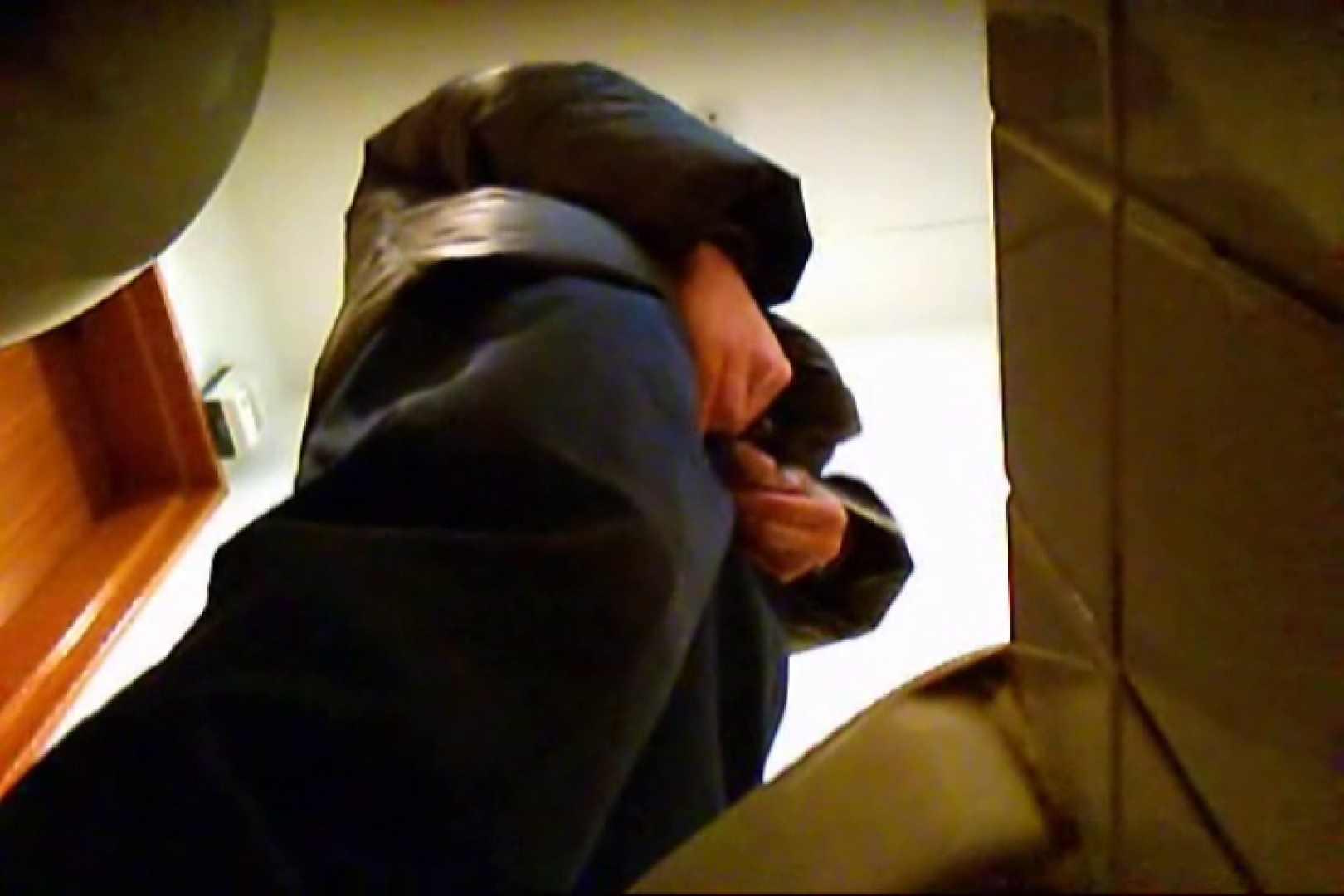 Gボーイ初投稿!掴み取りさんの洗面所覗き!in新幹線!VOL.16 私服もいいね! ゲイ射精画像 11画像 2