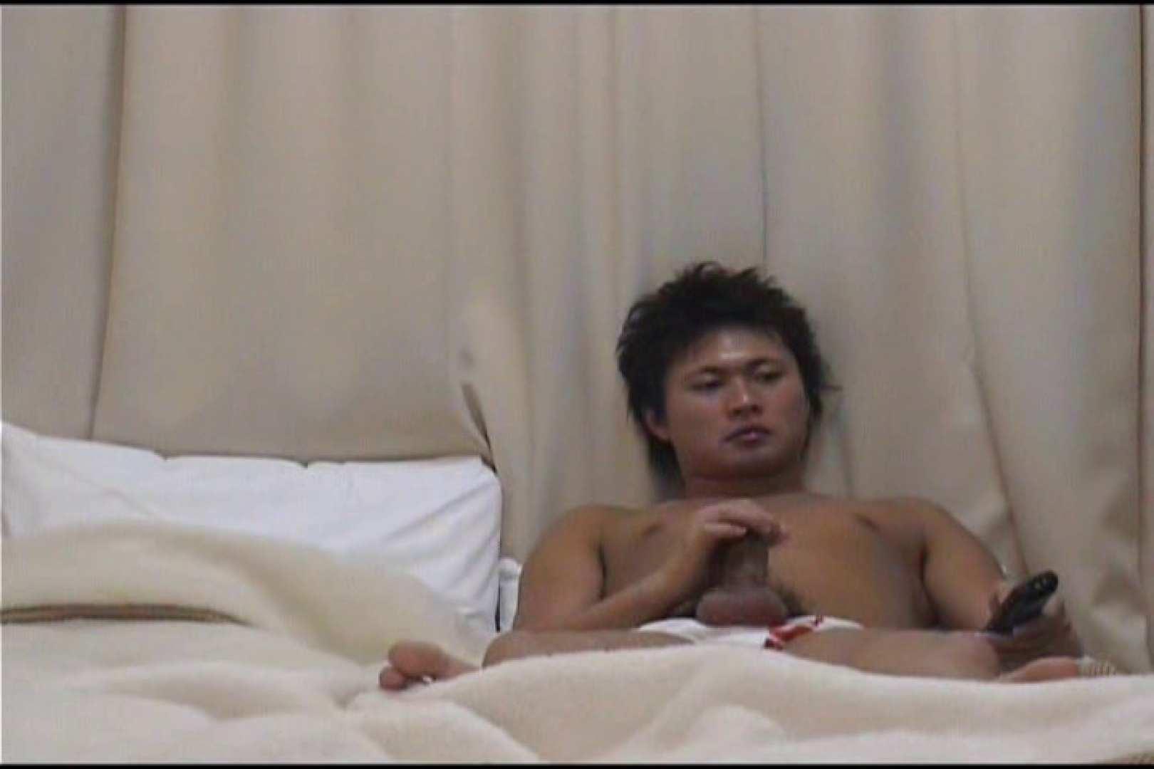 目線解禁!ノンケイケメン自慰行為編特集!VOL.01 スジ筋系メンズ ゲイAV画像 14画像 13