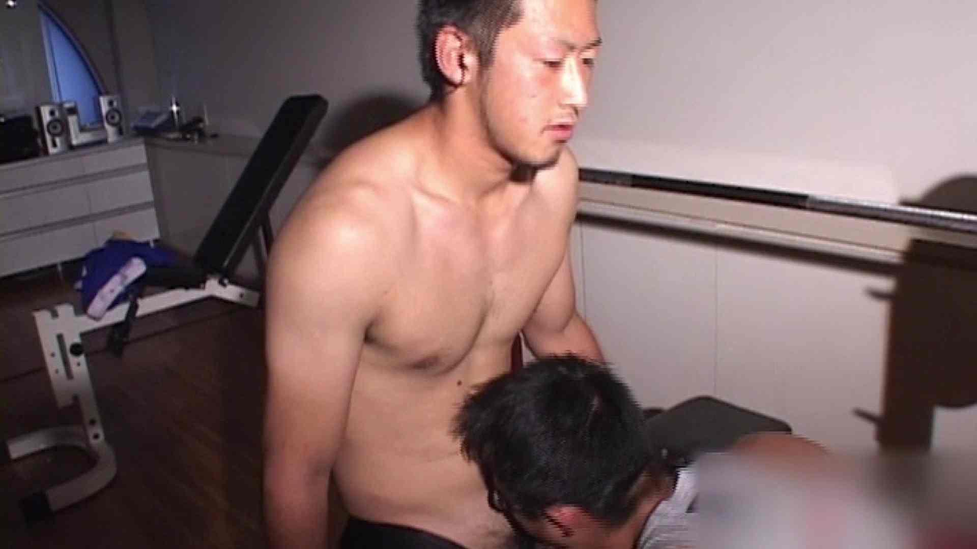 筋肉バカのおてぃんてぃんはほとんどゲイだからぁ…vol.1 肉食系メンズ ゲイ流出動画キャプチャ 14画像 12