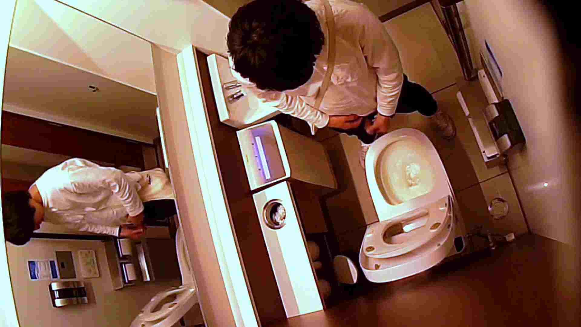 すみませんが覗かせてください Vol.32 トイレの中  9画像 8
