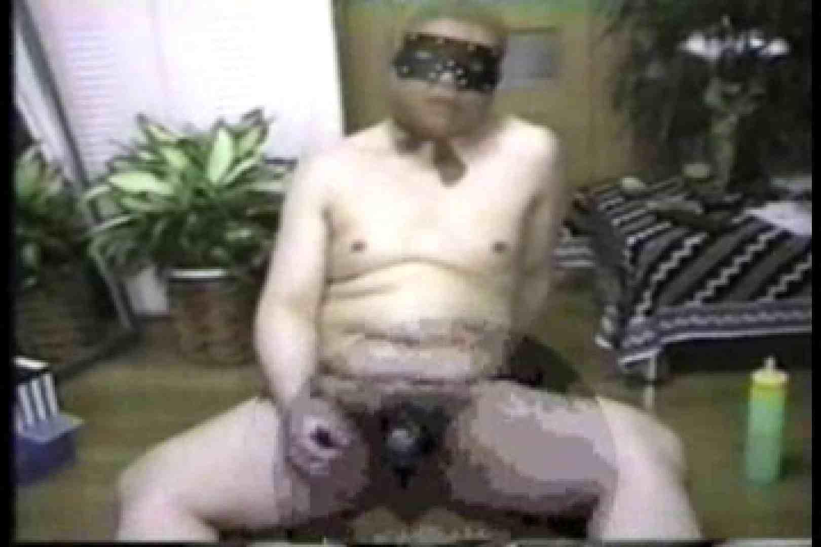 太った男じゃダメですか?10 ゲイのオナニー ゲイエロ画像 10画像 2