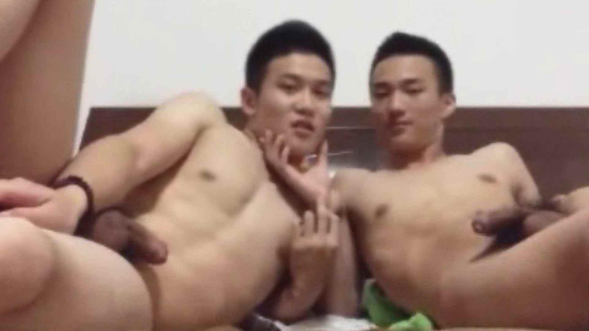 二人のオナニー痴情前編 手コキ ゲイ流出動画キャプチャ 13画像 3